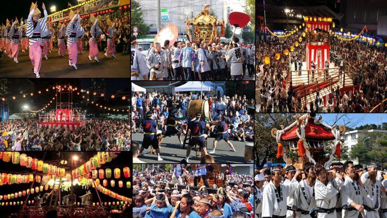10 Interesting Japanese festivals