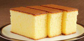 Veg Cake Recipe