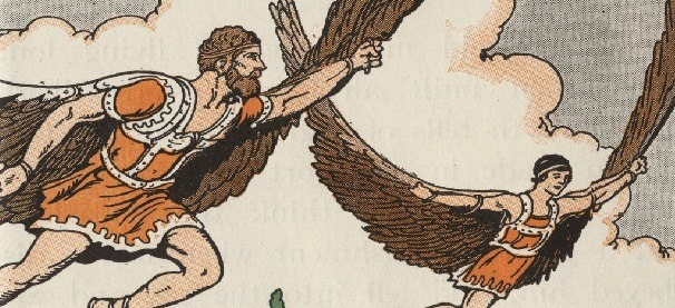Daedalus and Icarus