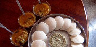Street food of Chennai