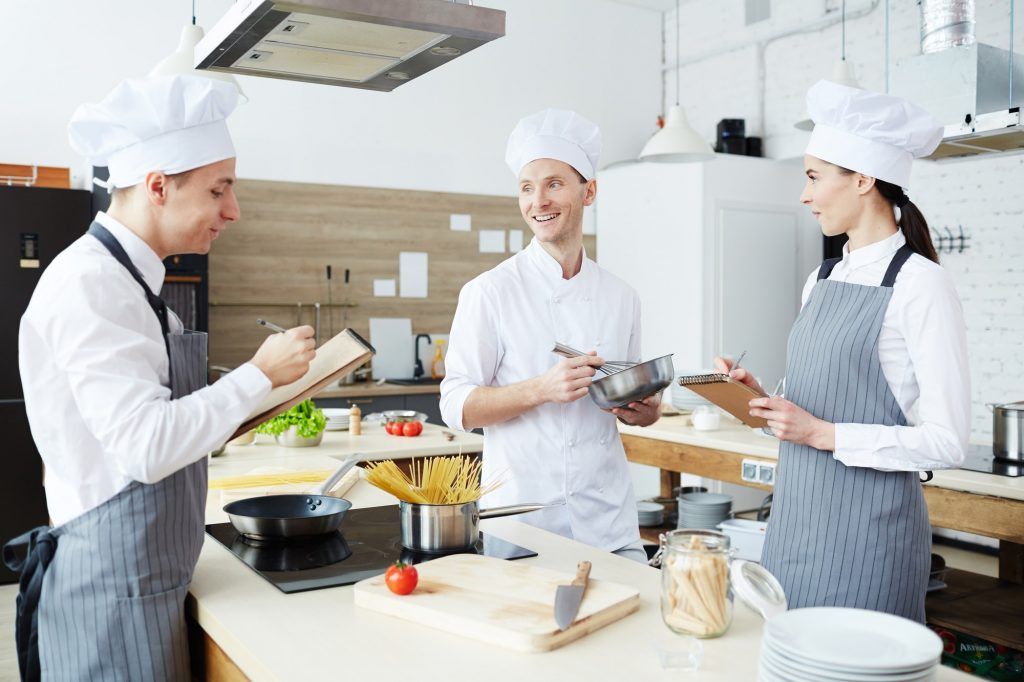 Advice of chef