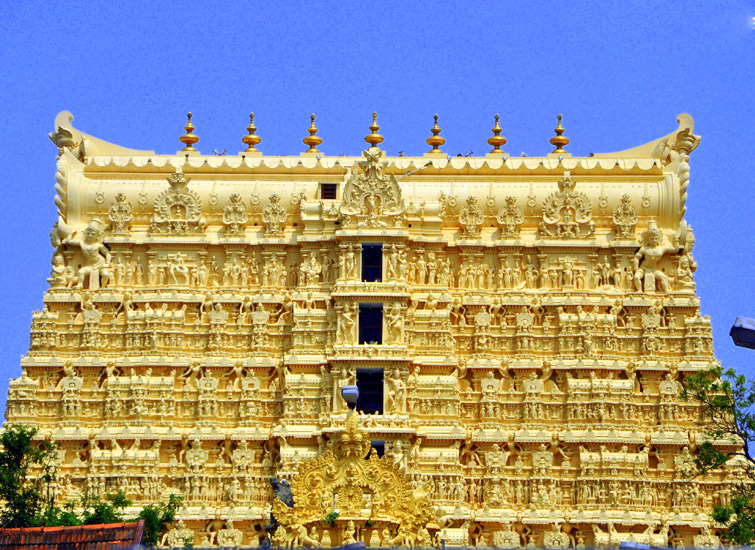 Top 10 Most Visited and Famous Temples Across India