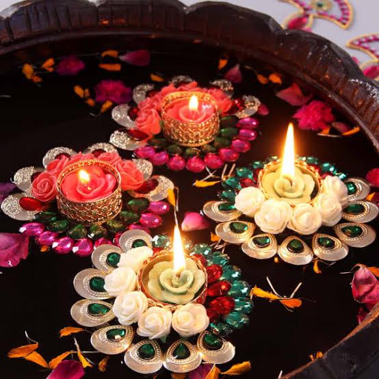 amazing Diwali decoration