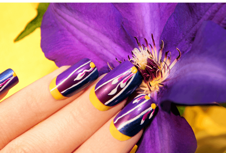 9 Ways to Hack the Nail Art Game!