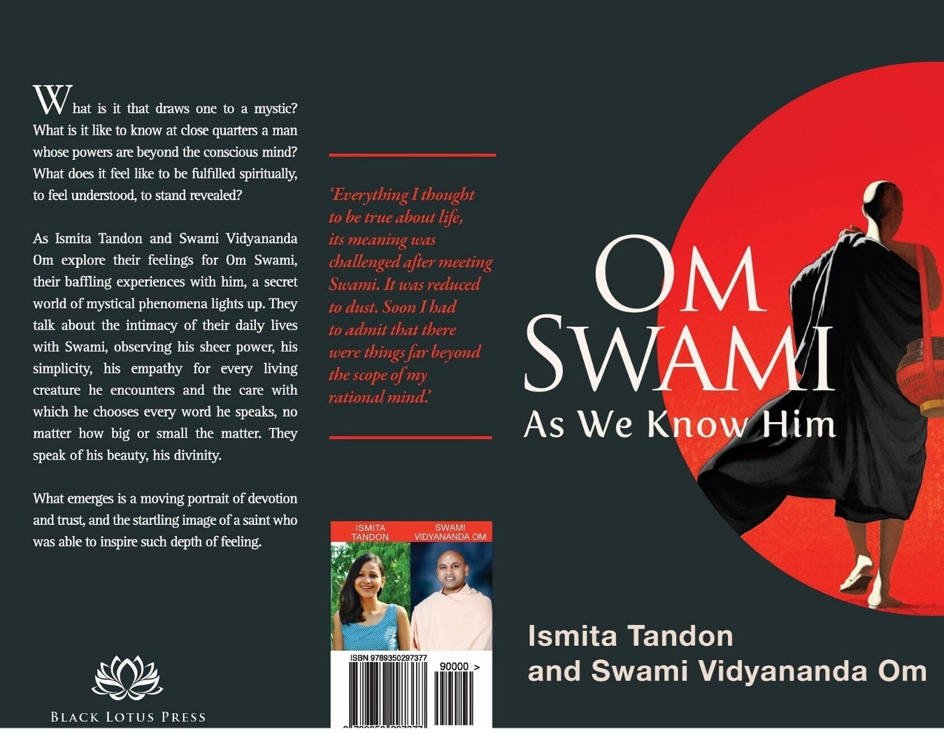 OM SWAMI: As We Know Him – BOOK REVIEW