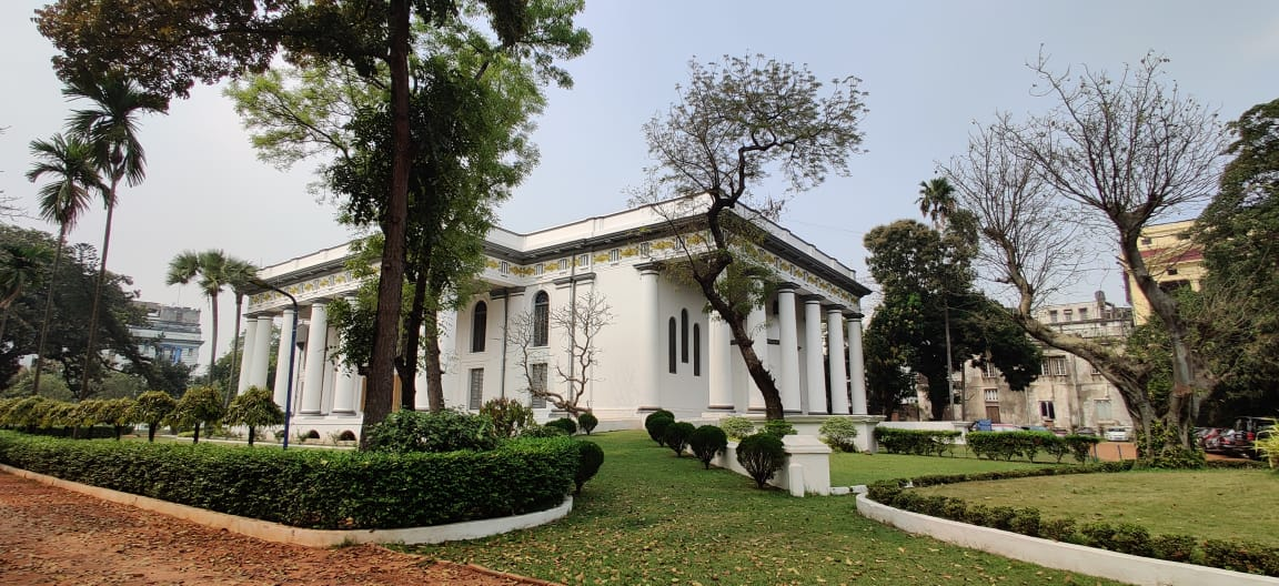 A hidden gem in Kolkata – St. John's Church