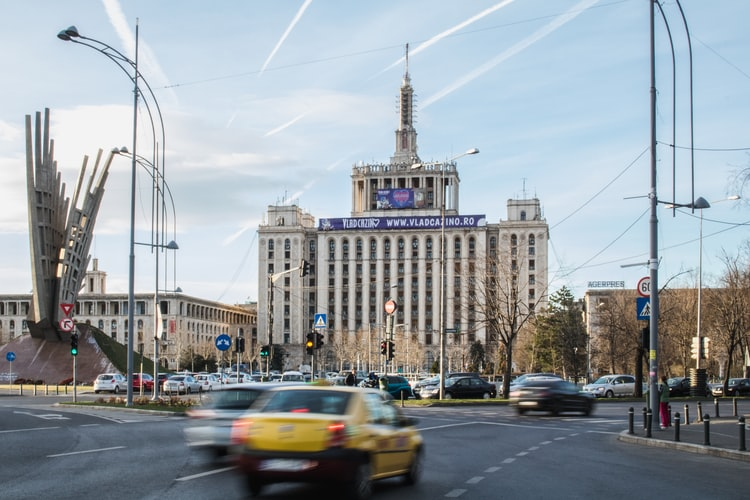 The Magic of Bucharest