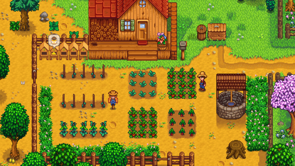 Stardew valley video game