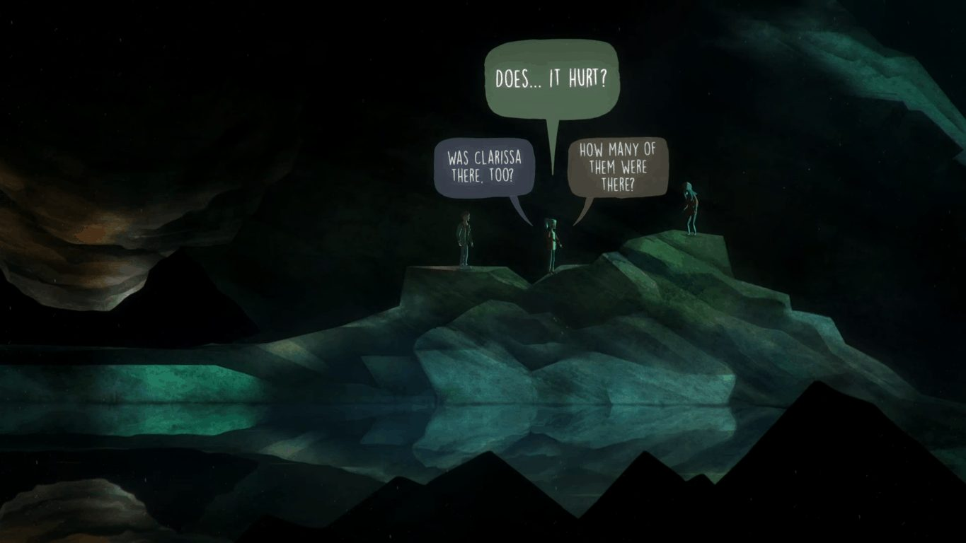 Oxenfree video game