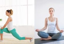Exercise Vs Yoga