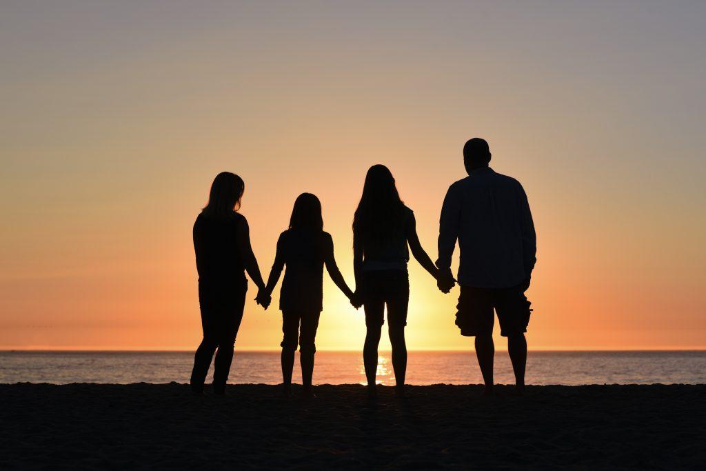 family peaceful