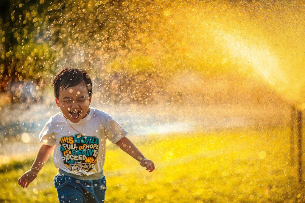 happy and healthy
