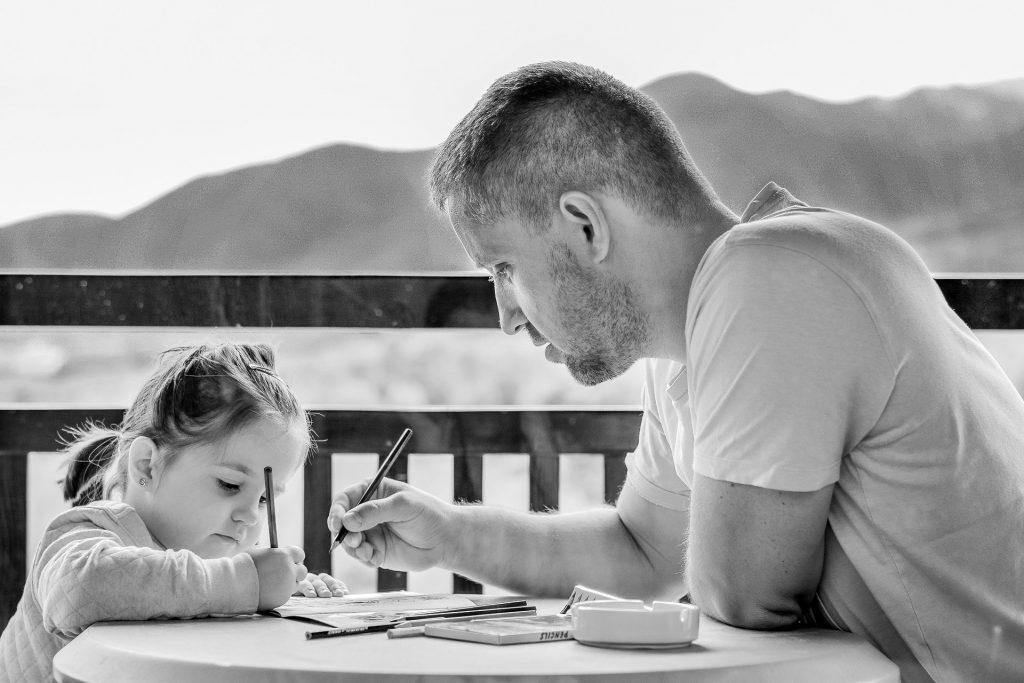 teaching children parenting