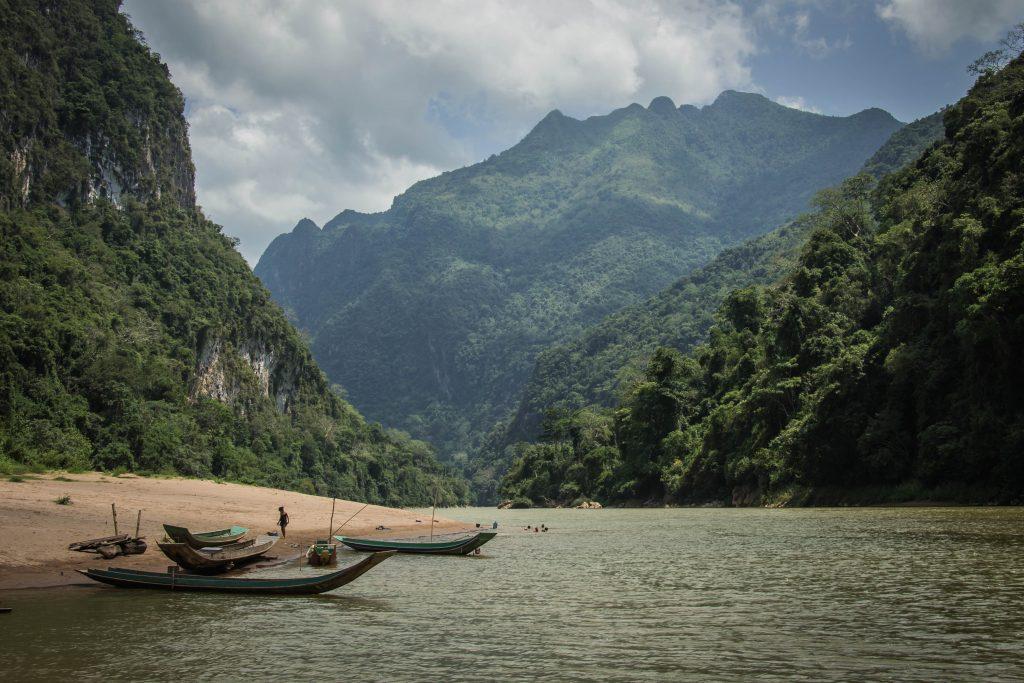 Lands of Laos