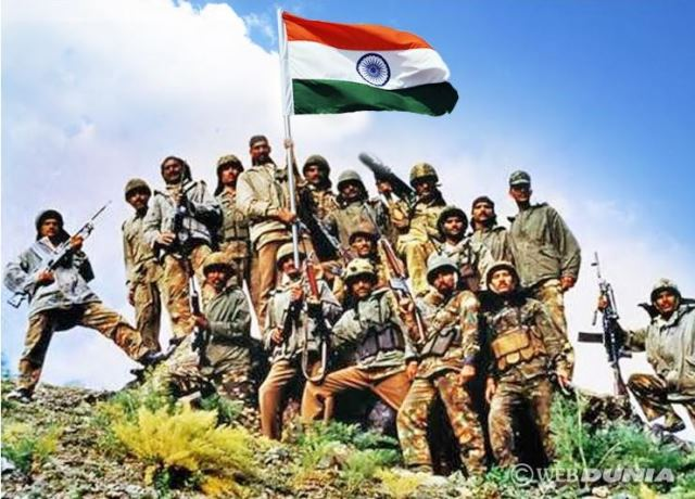 Indian Army after Operation Vijay