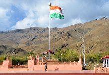 Kargil war Memorial as a monument of Kargil Vijay Diwas