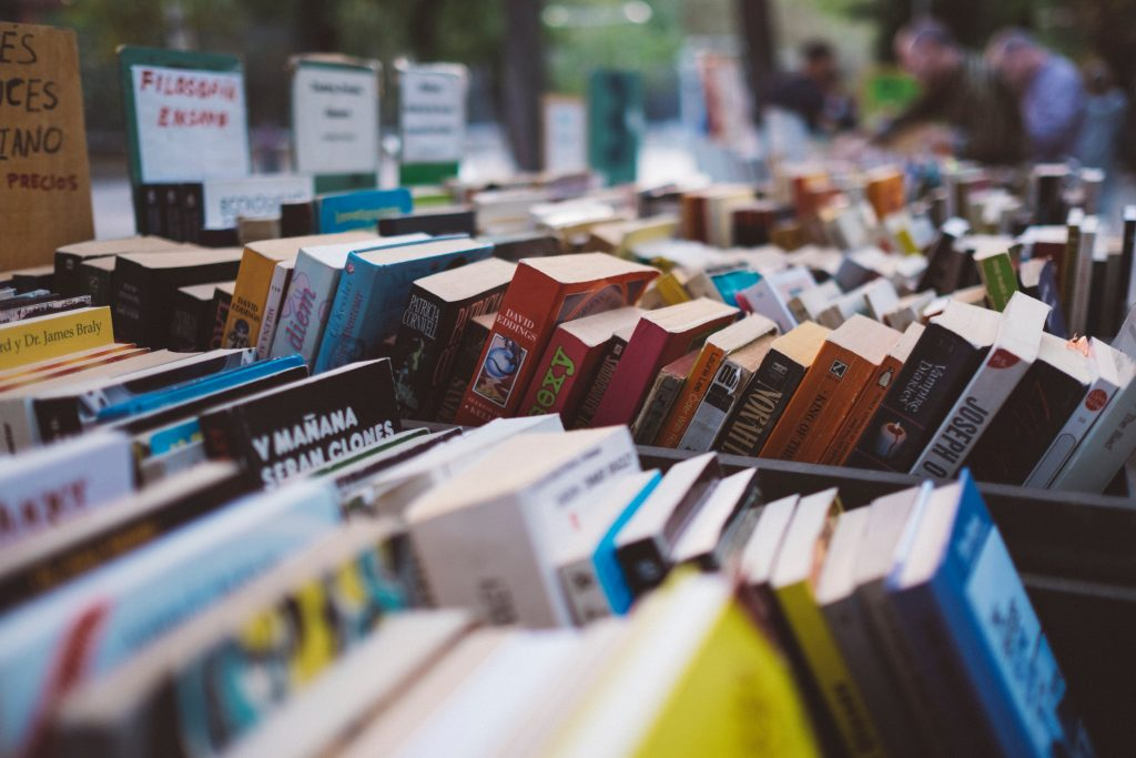 Book Fairs have the best offer for books