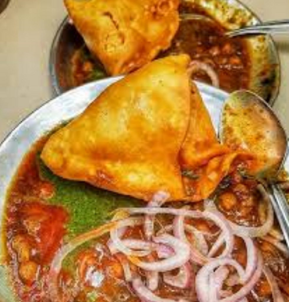 Street foods of Punjab