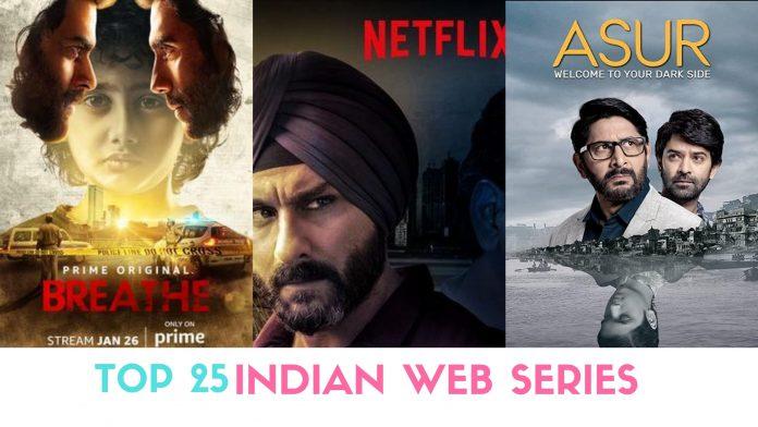 indian webseries