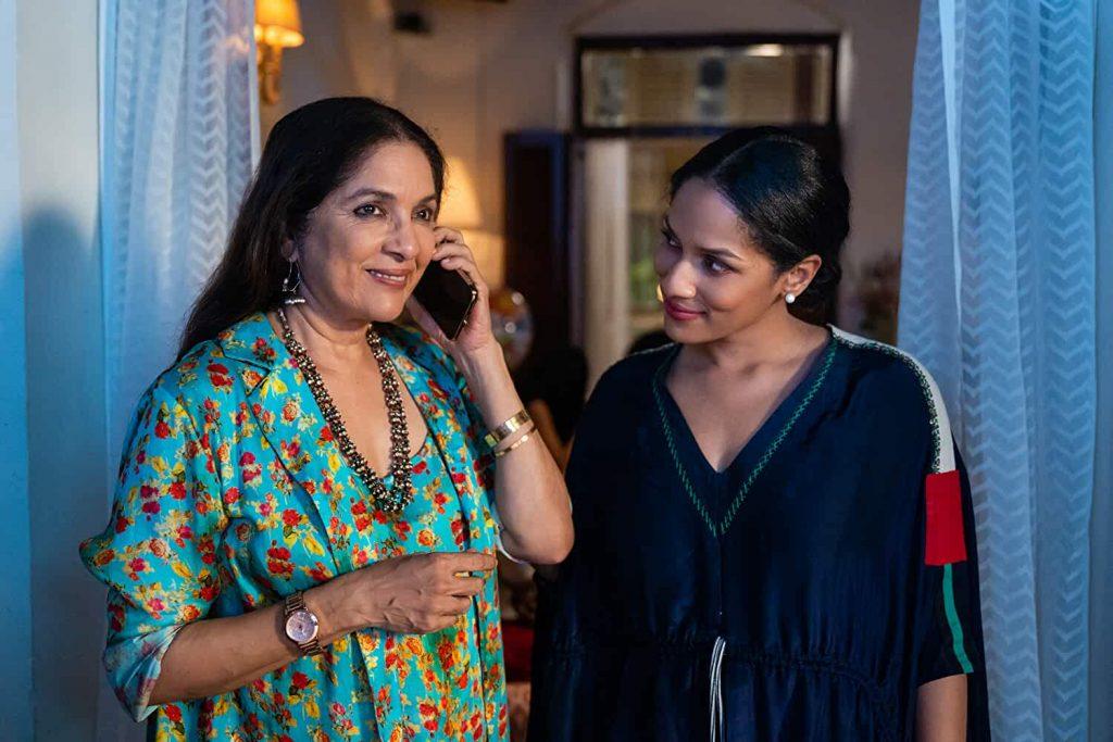 Masaba Gupta mother and daughter