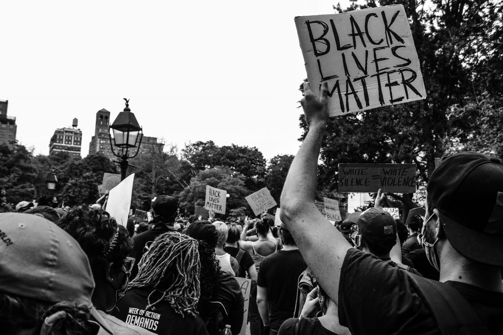 black lives matter is a famous movement