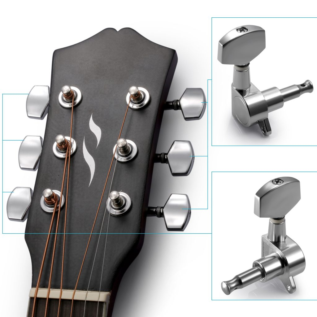 Metal Tuning Pegs