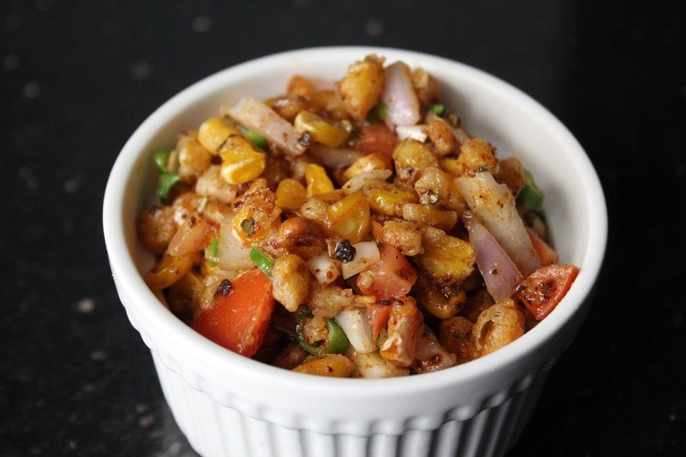 Spicy masala corn