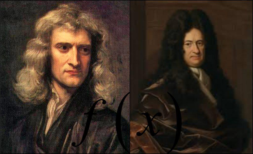 Isaac Newton vs Gottfried Leibniz