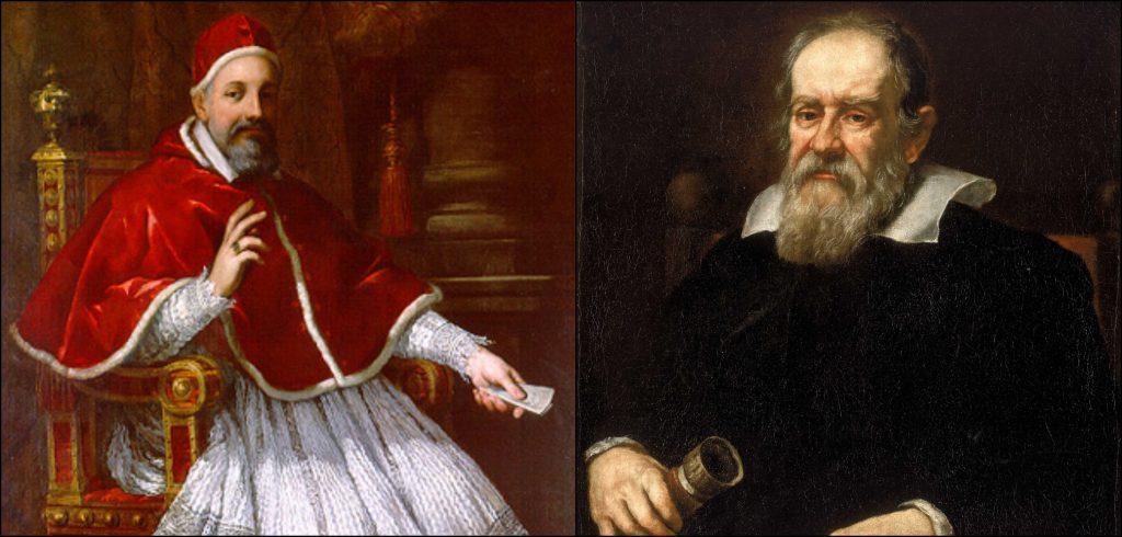 Pope Urban VIII vs Galileo