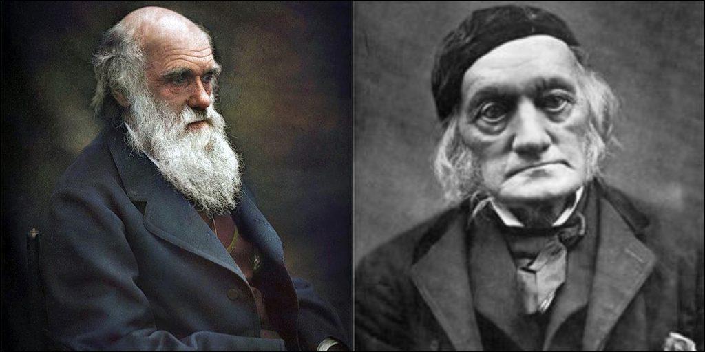 Charles Darwin vs Richard Owen