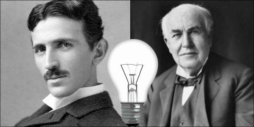 Nikola Tesla vs Edison