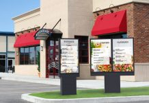 Digital menu boards for safe and hassle free dining!