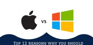 Top 12 reasons why you should prefer Mac over a PC: Mac vs Windows