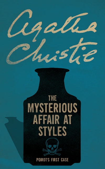 Agatha Christie's first book
