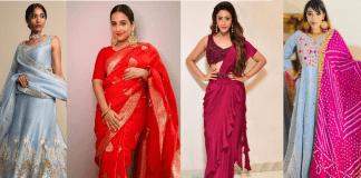 Karwa Chauth outfits