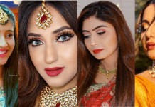 Karwa Chauth makeup ideas