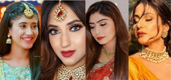 Karwa Chauth makeup ideas