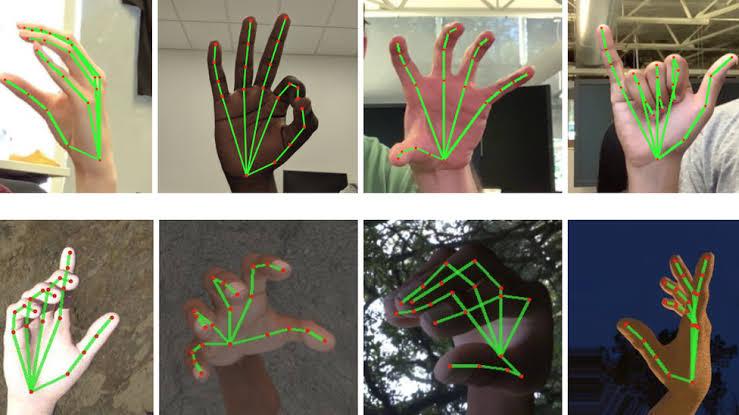 hand motion AI