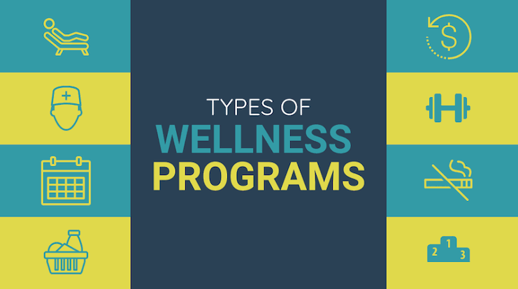 health and wellness template
