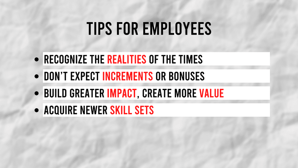tips for employees