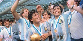 Diego Maradona: El Dios