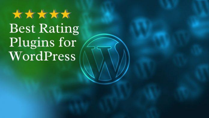 Best Rating Plugins for WordPress