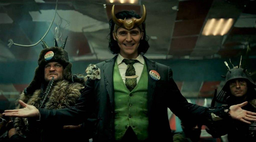 Vote Loki variant