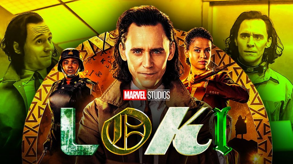 Loki cover picture with all characters