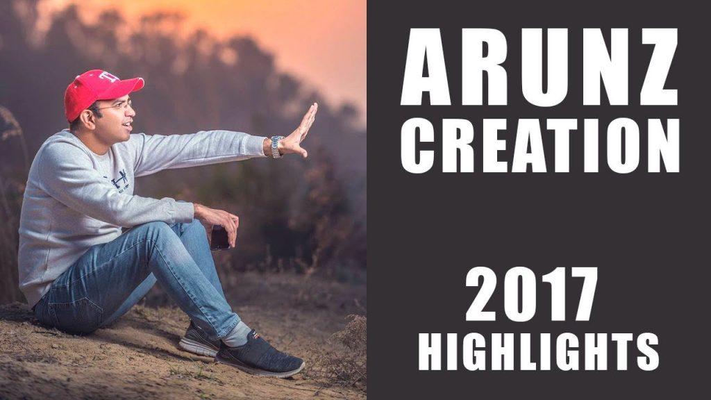 Arunz Creation