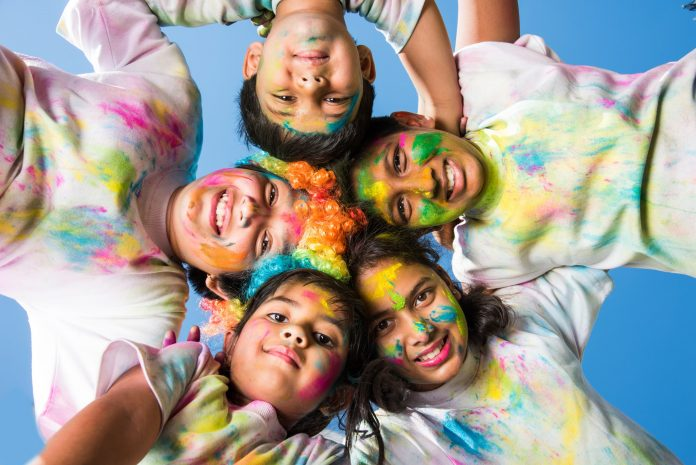 Happy Holi - Indian Festival of Colours
